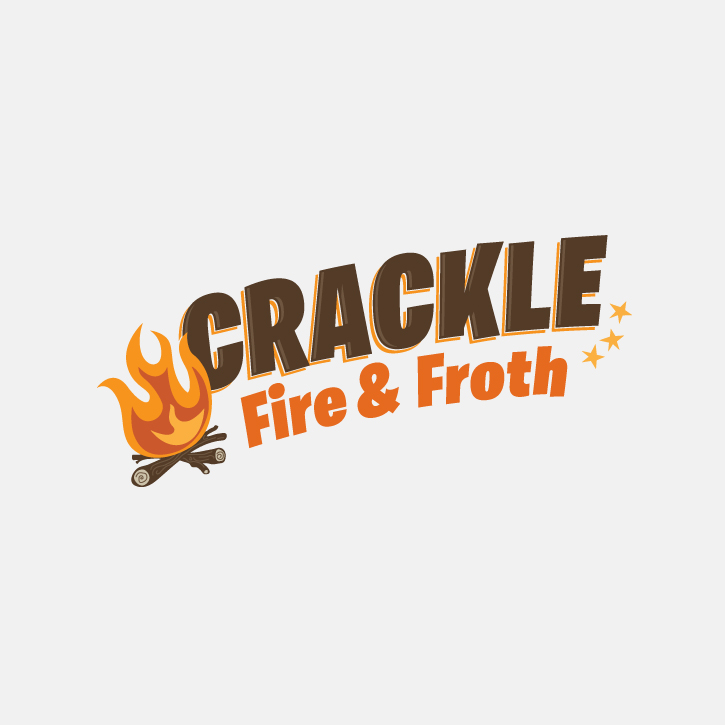 Crackle Special Event Logo Design