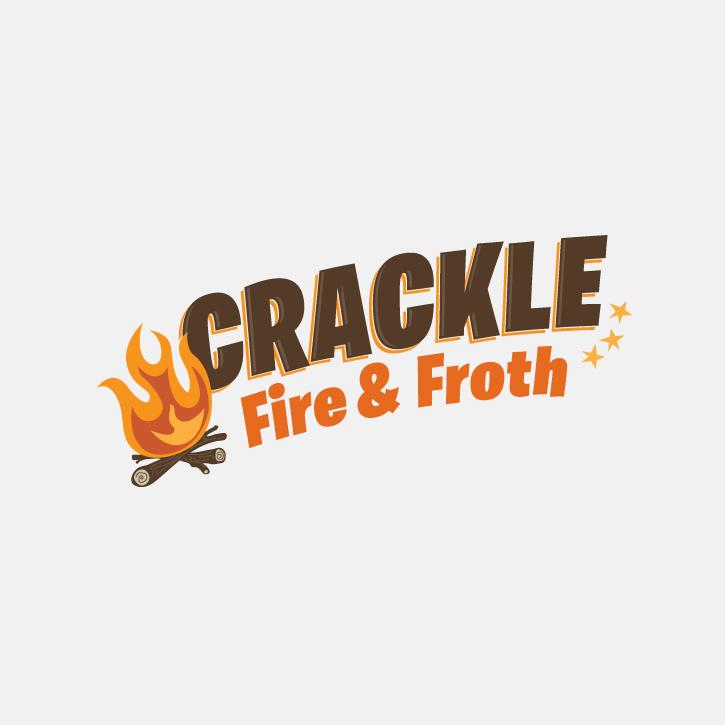 Crackle Special Event Logo Design